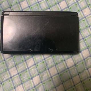 ニンテンドー3DS - 3ds 本体 ブラック