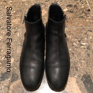 サルヴァトーレフェラガモ(Salvatore Ferragamo)のSalvatore Ferragamo  サルヴァトーレ フェラガモ  ブーツ(ブーツ)