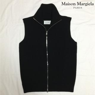 マルタンマルジェラ(Maison Martin Margiela)の美品■廃盤■M■マルジェラ 06ss■ドライバーズニットベスト■5564(ベスト)