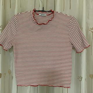 ザラ(ZARA)の❣️ZARA TRAFALUC  ミニTシャツ❣️(Tシャツ(半袖/袖なし))