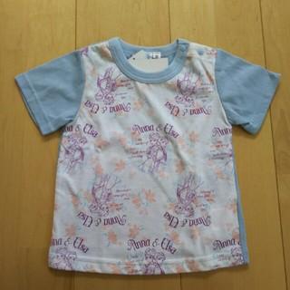 ディズニー(Disney)のアナと雪の女王 80 半袖Tシャツ(Tシャツ)