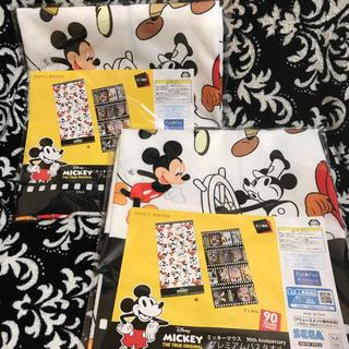 Disney - ミッキーマウス 90th Anniversary バスタオル 2枚セット