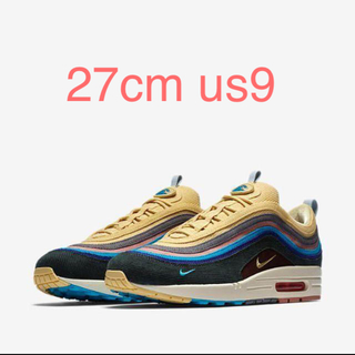 NIKE - Nike Air Max 1/97 VF SW Sean Wotherspoon