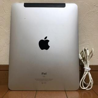 アイパッド(iPad)のiPad 初代 32GB wifi + SoftBank(タブレット)