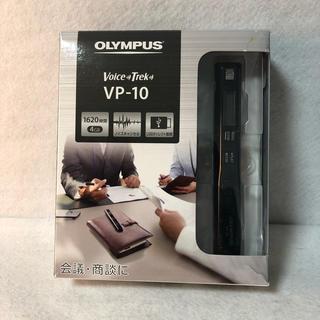 オリンパス(OLYMPUS)のOLYMPUS ICレコーダー VoiceTrek 4GB ペン型 VP-10(ポータブルプレーヤー)