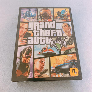 Grand Theft Auto V (GTA5) PC版(PCゲームソフト)