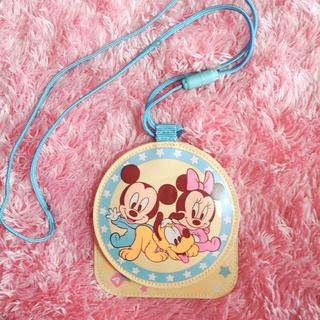 ディズニー(Disney)のディズニー パスケース(パスケース/IDカードホルダー)