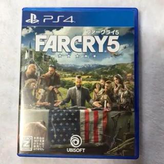 プレイステーション4(PlayStation4)のPS4 FARCRY 5 ファークライ(家庭用ゲームソフト)