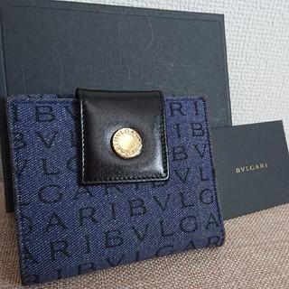 ブルガリ BVLGARI 折り財布
