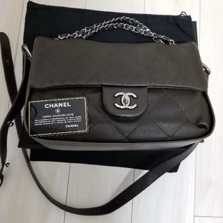 CHANEL - シャネル3wayショルダーバッグ