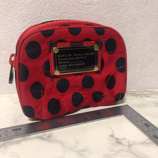 MARC BY MARC JACOBS - 良品 マークバイマークジェイコブス ポーチ