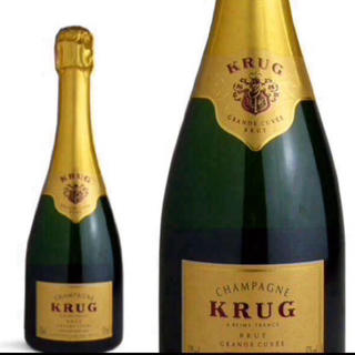 クリュッグ(Krug)のクリュッグ・グラン・キュヴェ 新品送料無料(シャンパン/スパークリングワイン)