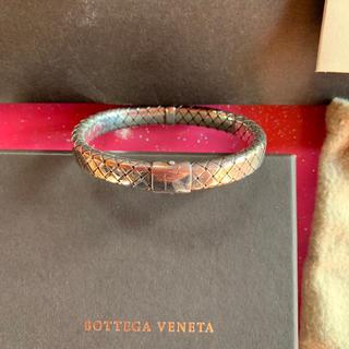 ボッテガヴェネタ(Bottega Veneta)のボッテガヴェネタ BOTTEGAVENETA アクセサリーブレスレット送料込み!(ブレスレット)