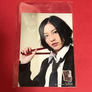 エスケーイーフォーティーエイト(SKE48)の松井珠理奈 GIVE ME FIVE! 通常盤封入特典生写真(アイドルグッズ)