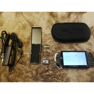 ソニー(SONY)のPSP 1000(携帯用ゲーム本体)