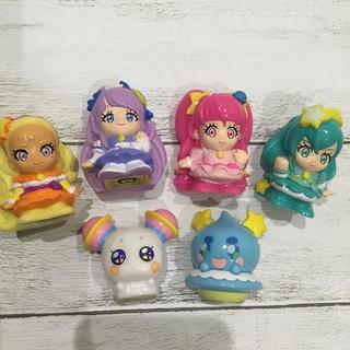 スター☆トゥインクルプリキュア すくい人形 6個(キャラクターグッズ)