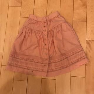 ピンクハウス(PINK HOUSE)のピンクハウス  スカート  110(ワンピース)