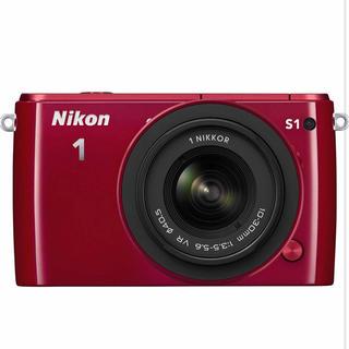 ニコン(Nikon)のNikon S1 MODEL 1 NIKKOR Zoom Kit ミラーレス(ミラーレス一眼)