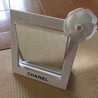 シャネル(CHANEL)のノベルティー 非売品 シャネル スタンドミラー シャネル鏡(ミラー)