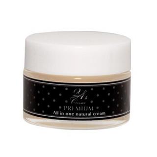 ニジュウヨンエイチコスメ(24h cosme)のプレミアム オールインワン ナチュラルクリーム  5個(オールインワン化粧品)
