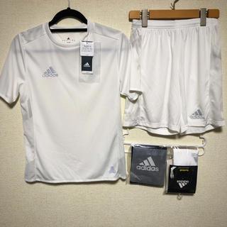 アディダス(adidas)の【新品】アディダス adidas ウエア バッグ セット 160(ウェア)