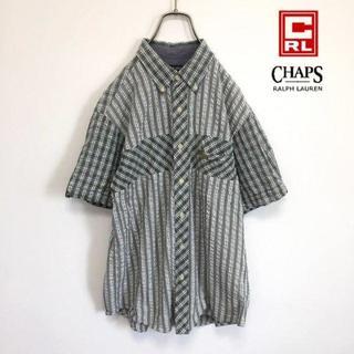 チャップス(CHAPS)のCHAPS チャップス ラルフローレン チェックシャツ(シャツ)