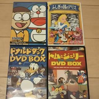 ディズニー(Disney)の子供向けアニメ DVD4点セット(キッズ/ファミリー)
