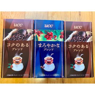 UCC - UCC  一杯抽出型レギュラーコーヒー  15杯分