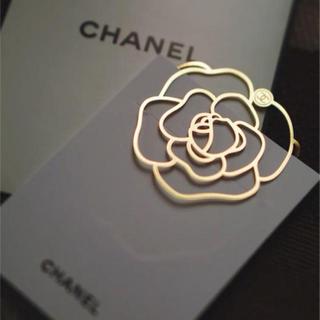 CHANEL - Chanel シャネル 椿 しおり ノベルティ 非売品新品