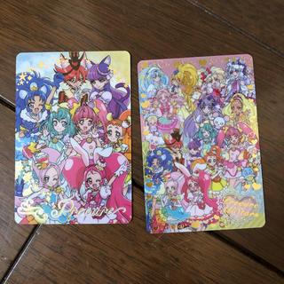 バンダイ(BANDAI)のスタートゥインクルプリキュア プリキュアオールスターズ カード(キャラクターグッズ)