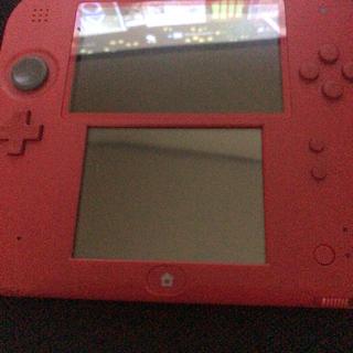 ニンテンドー2DS(ニンテンドー2DS)の2DS本体(携帯用ゲーム本体)