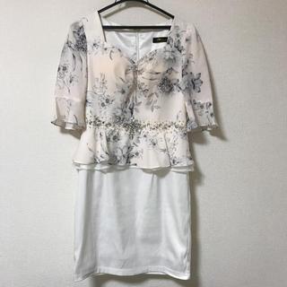 デイジーストア(dazzy store)のdazzy☆キャバワンピース/ドレス  花柄ワンピース(ナイトドレス)