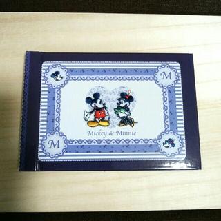 ディズニー(Disney)の【ディズニー】刺繍入りフォトアルバム(アルバム)