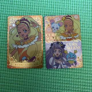 バンダイ(BANDAI)のスタートゥインクルプリキュア カード(キャラクターグッズ)