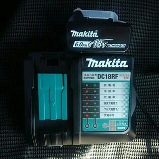 Makita - 【新品】makita マキタ高速型バッテリー&急速充電器