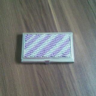 【PLAZA】カードケース(名刺入れ/定期入れ)