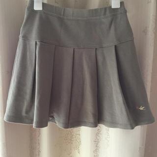 ギンザノサエグサ(SAYEGUSA)の銀座サエグサ 女児スカート ライトカーキ/11(130〜140相当)(スカート)