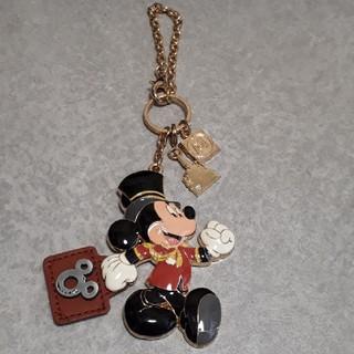 Disney - 東京ディズニーシー ミラコスタ限定 ミッキーマウス キーホルダー
