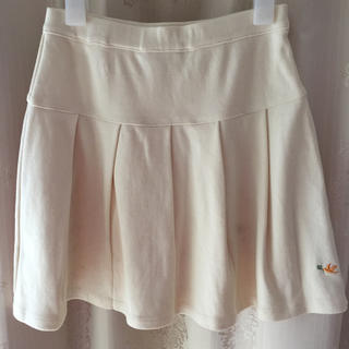 ギンザノサエグサ(SAYEGUSA)の銀座サエグサ 女児スカート クリーム 11(130〜140相当)(スカート)