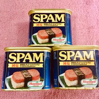 スパム ポーク 缶詰(缶詰/瓶詰)