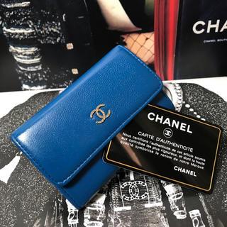 シャネル(CHANEL)の【正規品】極美品✨CHANEL キャビア コイン /カードケース『ギャラ付』(コインケース)