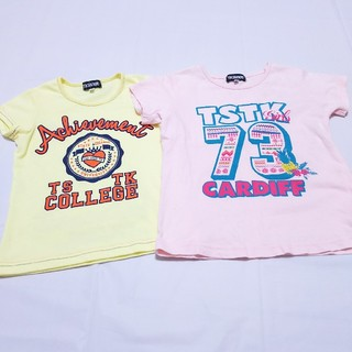 ティーケー(TK)のTK SAPKID Tシャツ2枚セット(Tシャツ/カットソー)