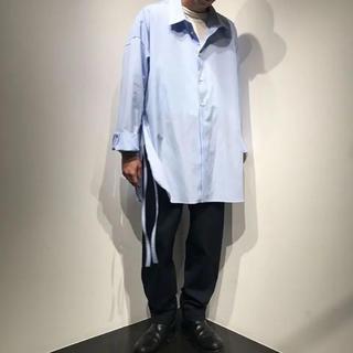 アンユーズド(UNUSED)のtoironier loose shirts トワロニエ ルーズシャツ(シャツ)