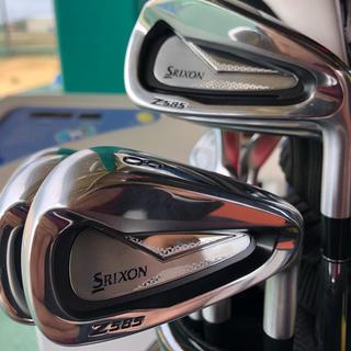 スリクソン(Srixon)のタク13様専用 Z585アイアン 5-PW modus105 DST S(クラブ)
