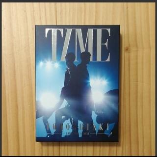 トウホウシンキ(東方神起)の東方神起/LIVE TOUR 2013~TIME~〈初回生産限定・3枚組〉(ミュージック)