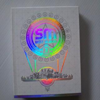 トウホウシンキ(東方神起)の『SM  BEST  ALBUM 3』オムニバス6CD・廃盤レア(K-POP/アジア)
