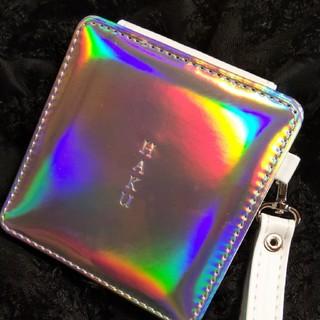 シセイドウ(SHISEIDO (資生堂))の【HAKU】特製品❗️携帯用ミラー‼️(ミラー)