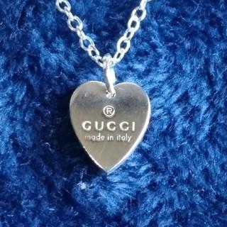 グッチ(Gucci)の【正規品】GUCCI ネックレス(ネックレス)