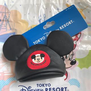 ディズニー(Disney)の新作♡ディズニーリゾート イヤーハット ミッキー キーチェーン(キャラクターグッズ)