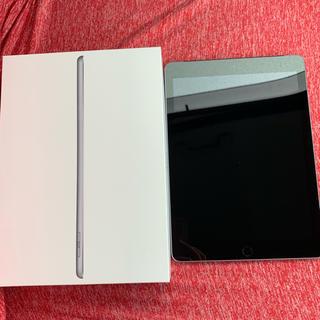 アイパッド(iPad)のiPad 6世代 32GB Wi-fi&セルラーモデル スペースグレイ(タブレット)